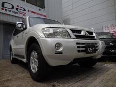 パジェロロング エクシード−II HID ETC 新品タイヤ交換