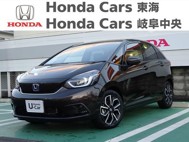ホンダ e:HEVホーム Hondaセンシング・コネックテッド