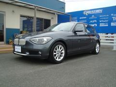 BMW116iスタイル 1オーナー 純正HDDナビ BカメラETC