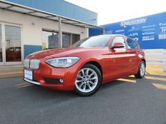 BMW116i スタイル ワンオーナー 純正ナビ&ETC