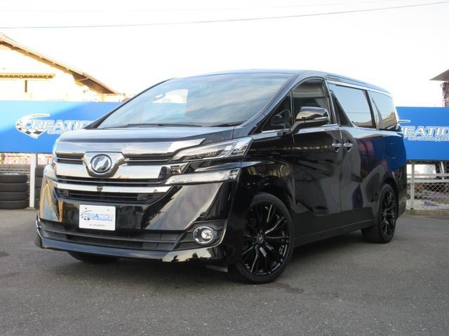 トヨタ 3.5エグゼクティブラウンジ SR JBL 純ナビ Bカメラ