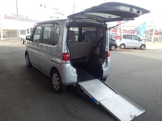 ダイハツ スローパーリヤシート付仕様 福祉車両 キーレス 電格ミラー