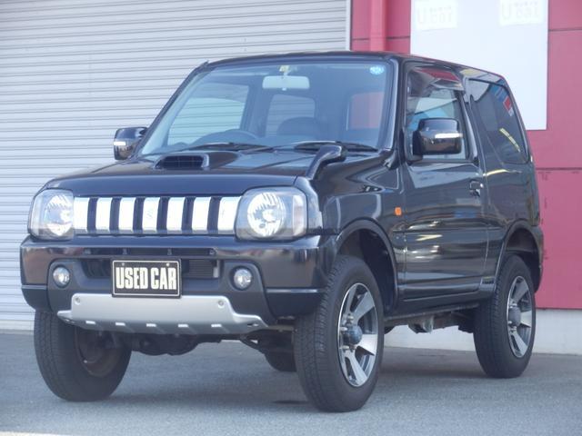スズキ クロスアドベンチャーXC 4WD ターボ レザーシート