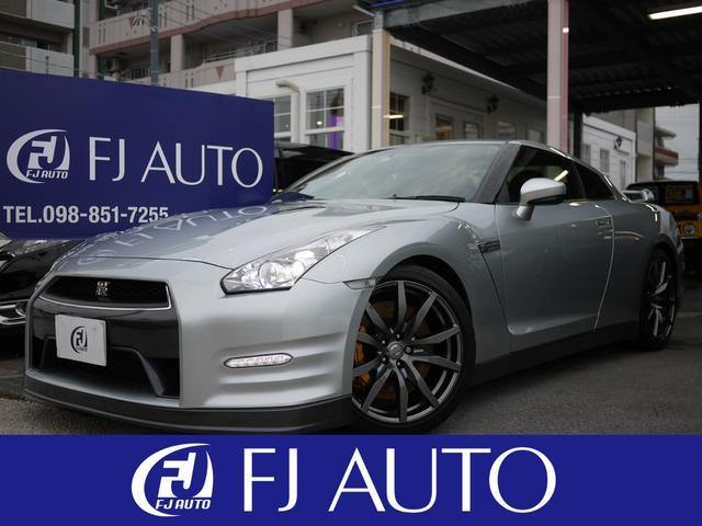 GT-R(沖縄 中古車) 色:シルバーM 価格:648万円 年式:2012(平成24)年 走行距離:5.0万km