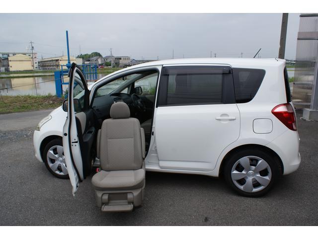 トヨタ 福祉車両 助手席リフトアップシート ナビ
