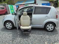パッソG 福祉車両助手席リフトアップシート ナビ