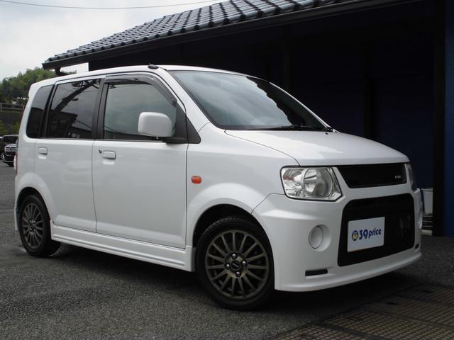 三菱 MS・フルエアロ・左自動Sドア・社外アルミ・無料1年保証付