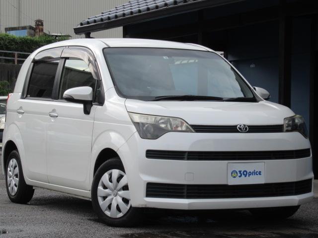 トヨタ X Bluetooth対応フルセグナビ・アイドリングストップ・PUSHスタート・スマートキー・左電動スライドドア