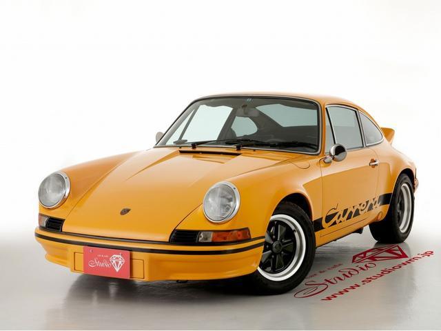 ポルシェ 911 カレラ RS仕様 1974年 ミツワ物D車 ETC