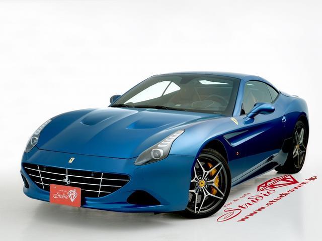 フェラーリ F1 DCT AT 左H コンバーチブル スペシャルカラー