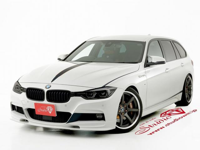 BMW 340iツーリング Mスポーツ ワンオフ 19インチAW