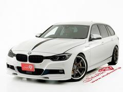 BMW340iツーリング Mスポーツ ワンオフ 19インチAW
