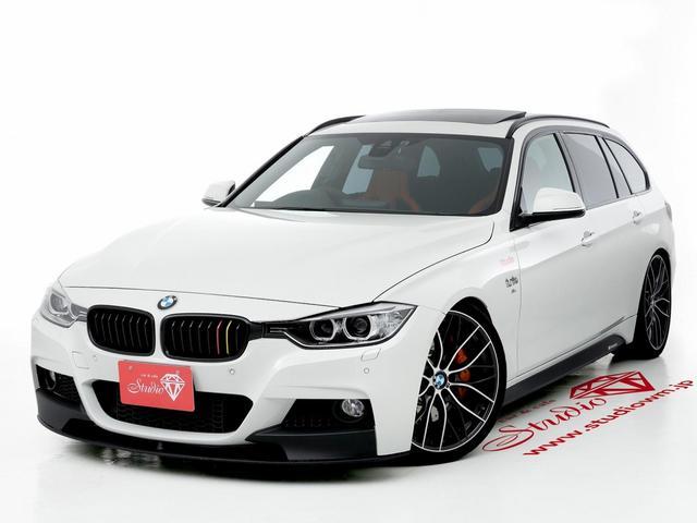 BMW 335iツーリング Mスポーツ Mパフォーマンスキット