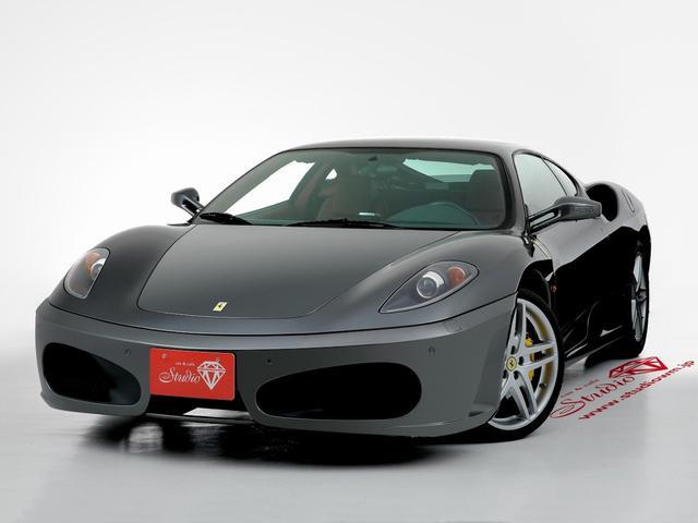 F430(フェラーリ) F1 中古車画像