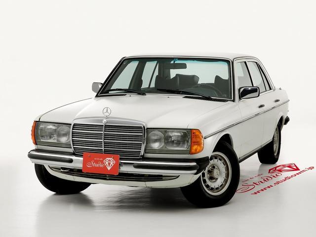 メルセデス・ベンツ 300D ディーゼル車 純正ステアリング