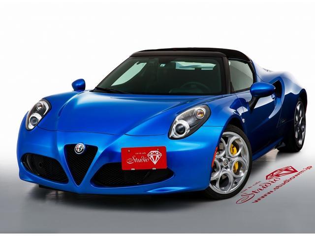 イタリア 特別限定車 国内限定15台 19インチAW