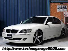 BMW740i サンルーフ 弊社下取 ETC VOSSENホイール