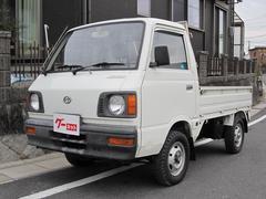 サンバートラック4速MT 4WD