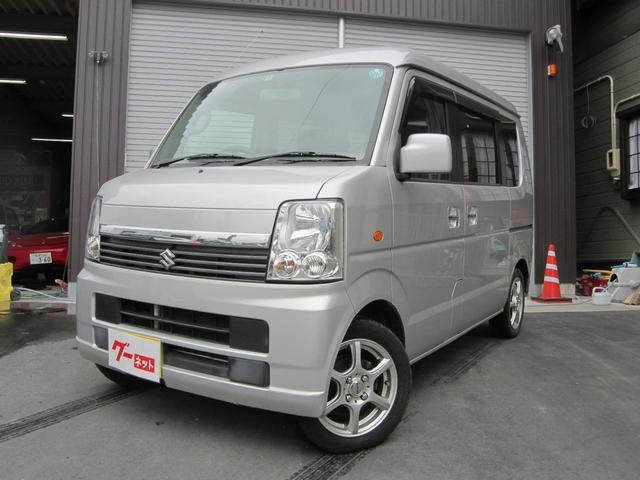 スズキ JP 4WD シートヒーター キーレス アルミ