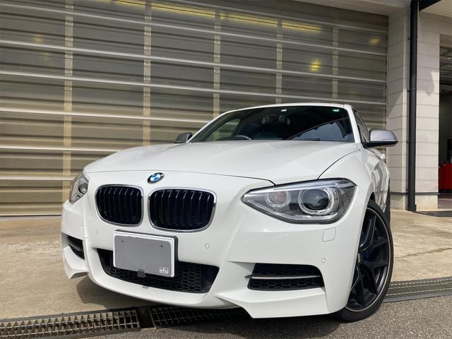 BMW M135i アイバッハ レムス BBS ファスピエルト カーボンステアリング FTPチャージパイプ DMEチューン