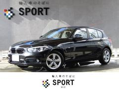BMW118d スポーツ 衝突軽減 純正HDDナビ バックカメラ