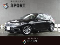 BMW118d スタイル 純正HDDナビ 衝突軽減 LED ETC