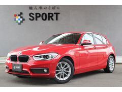 BMW118i 純正HDDナビ Bカメ PDC AUX Pスタート