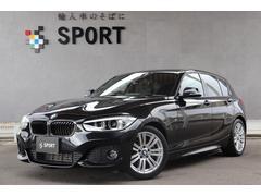 BMW118i Mスポーツ ナビ Bカメ PDC インテリセイフ