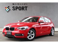 BMW116i スポーツ 純正HDDナビ AUX スポーツモード