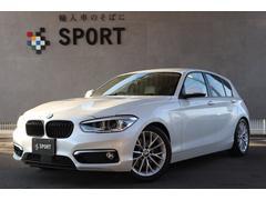 BMW118i ファッショニスタ 純正HDDナビ Bカメ ACC