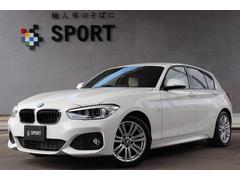 BMW116i Mスポーツ 純ナビ Bカメ レザー コンフォートA