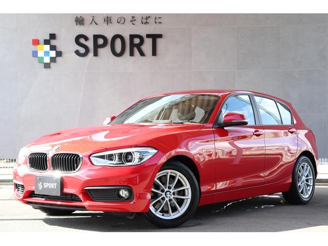 BMW 118i 純正HDDナビ スポーツモード ミラーETC