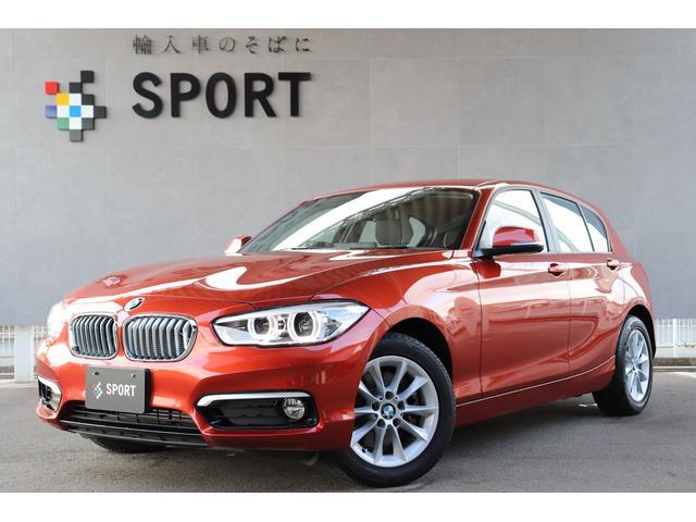 BMW 118d スタイル HDDナビBカメラ インテリジェントS