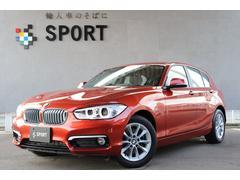 BMW118d スタイル HDDナビBカメラ インテリジェントS