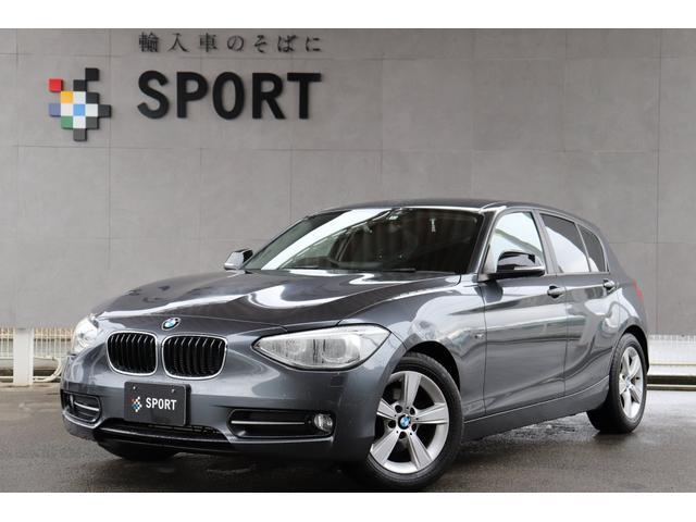 BMW 116i スポーツ ナビ Bカメ PDC ETC HID