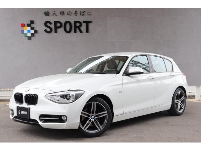 BMW 120i スポーツ 純正HDDナビ バックカメラ ETC