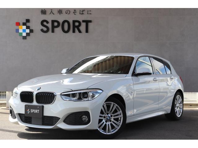 BMW 118d Mスポーツ コンフォートPKG HDDナビBカメラ