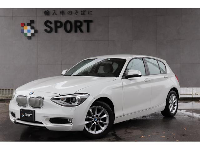 BMW 116i 純正HDDナビ クルーズコントロール
