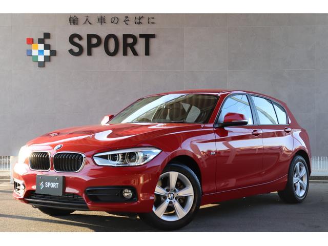 BMW 118d スポーツ HDDナビBカメラ マルチハンドル