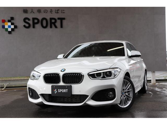 BMW 118d Mスポーツ 純正HDDナビ バックカメラ ETC