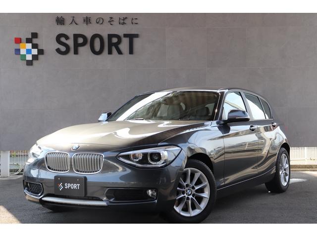 BMW 116i スタイル 純正HDDナビ バックカメラ ETC