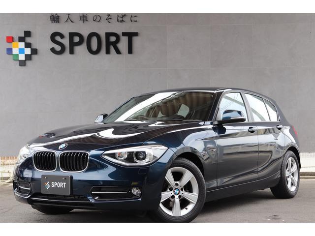BMW 116i スポーツ 純正HDDナビ Bカメラ ミラーETC