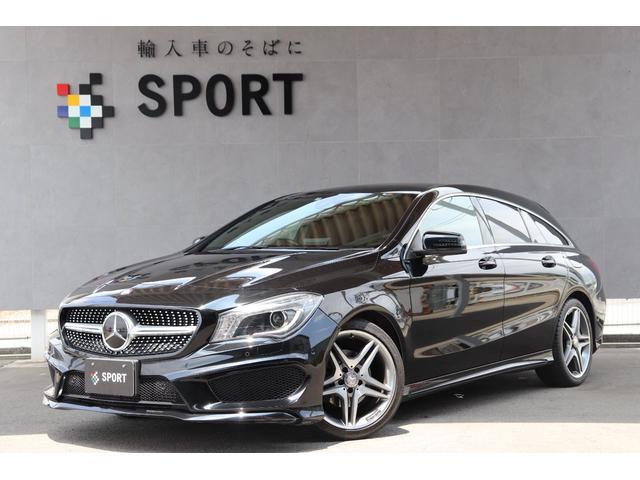 メルセデス・ベンツ CLA180 シューティングブレーク スポーツ 純正ナビTV