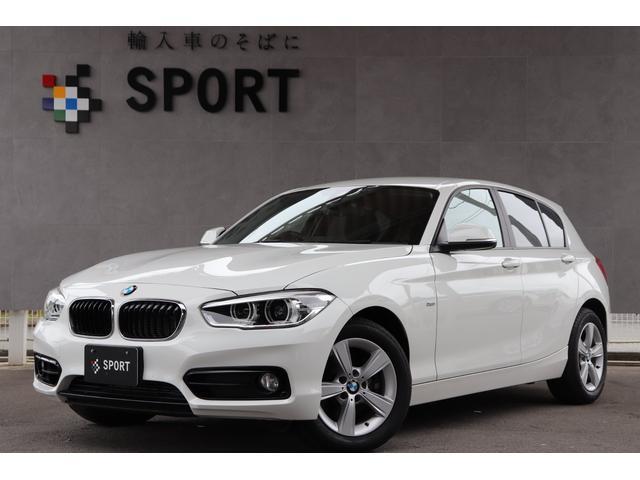 BMW 118i スポーツ パーキングサポートPKG 純正HDD