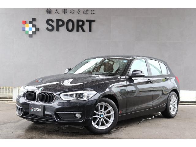 BMW 118i 純正HDDナビ バックカメラ PDC LED