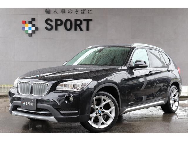 BMW sDrive 20i xライン 社外ナビ ハーフレザー