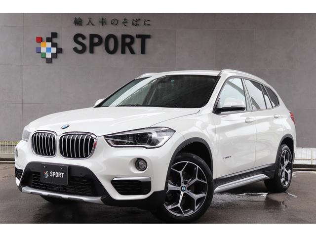 BMW sDrive 18i xライン HDDナビ Bカメ LED