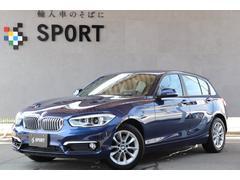 BMW118i スタイル HDDナビBカメラ インテリセーフ