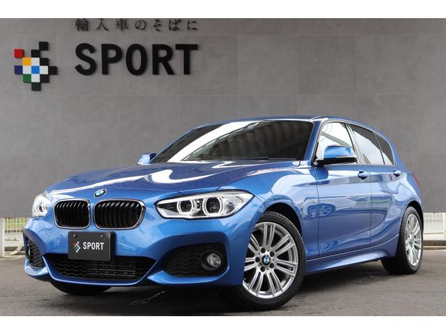 BMW 118d Mスポーツ 1オナ 純正HDDナビ Bカメ PDC