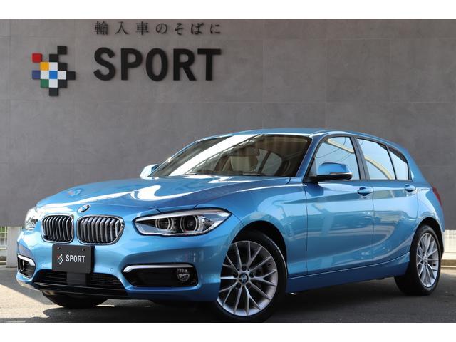 BMW 118d ファッショニスタ 1オーナー クルコン ETC